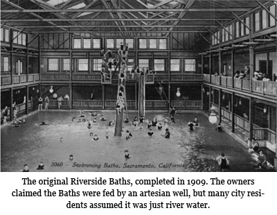 Riverside Bath House