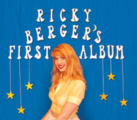 Ricky Berger's First Album