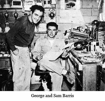 Sam and George