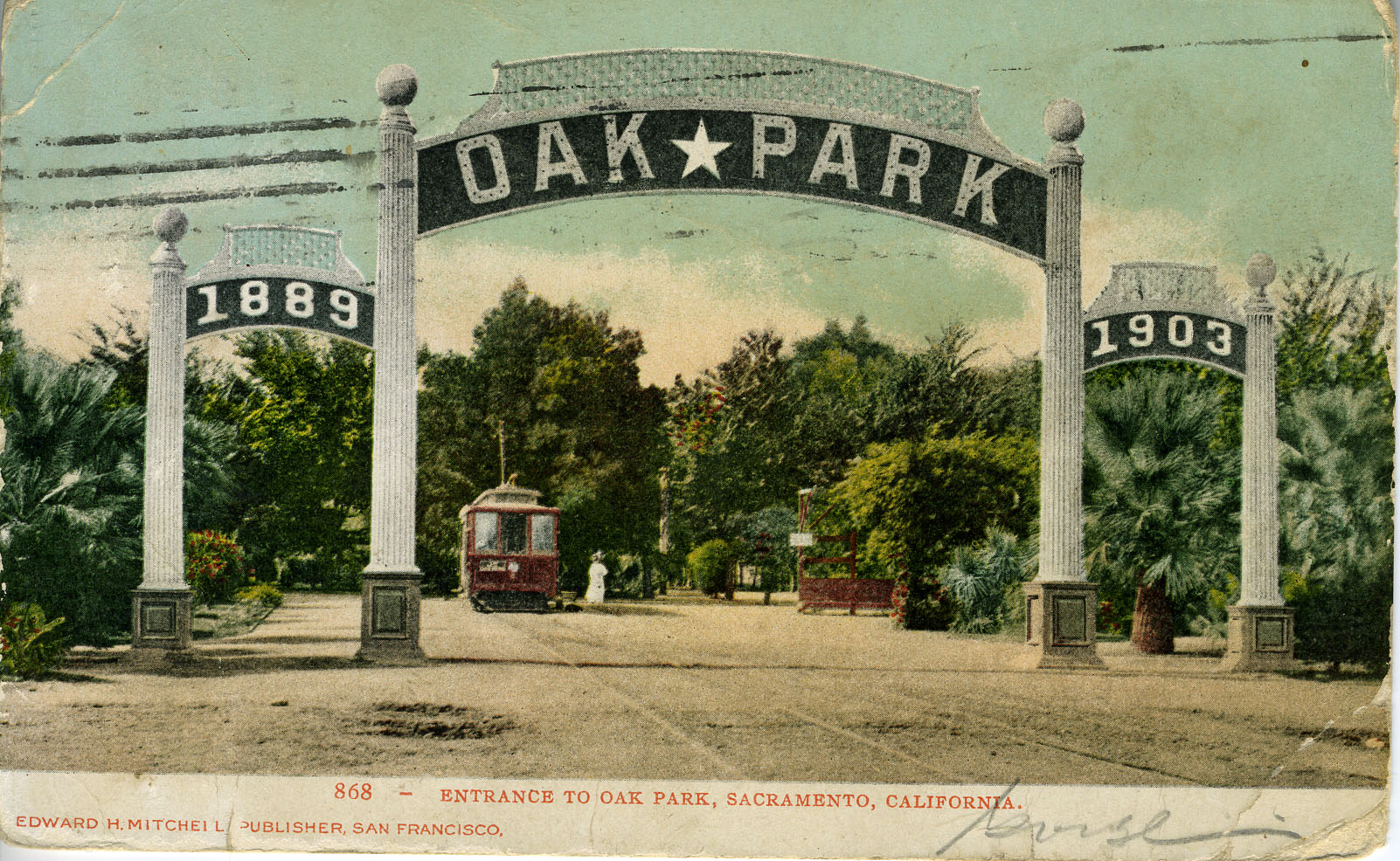 a brief history of oak park midtown monthly. Black Bedroom Furniture Sets. Home Design Ideas