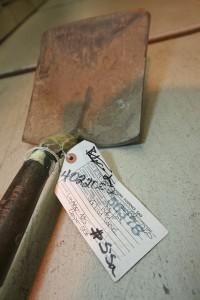 Dorothea Puente's shovel.
